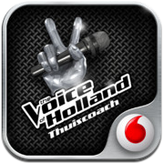 The voice of Holland Thuiscoach iPhone iPod touch