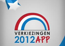 Verkiezingen 2012-app iPhone iPod touch Android