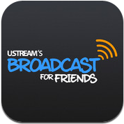 Broadcast for Friends iPhone iPod touch