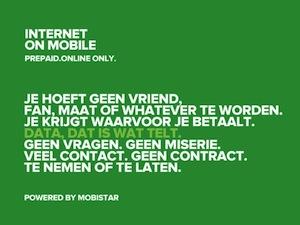 Internet on Mobile