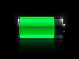 iphone batterij icoon