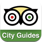 TripAdvisor Offline City Guides iPhone iPod touch