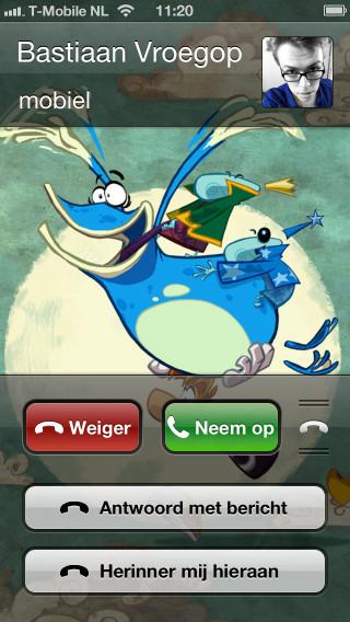 iPhone 5 review bel-opties antwoorden