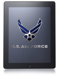 air force ipad