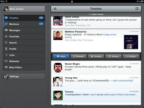Tweetbot screenshot