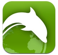 dolphin browser icoon