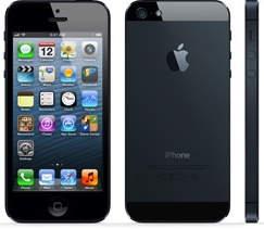 iphone 5 plaatje