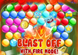 GU WO Bubble Blitz Mania iPhone iPod touch