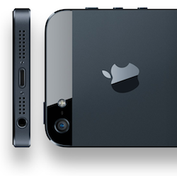 iPhone 5 icon