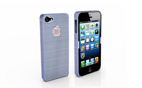 iPhone 5 case sapphire