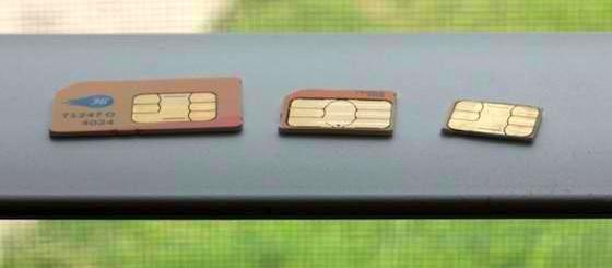 simkaart micro nano