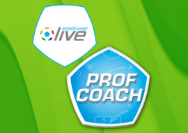 Eredivisie Live ProfCoach iPhone iPod touch