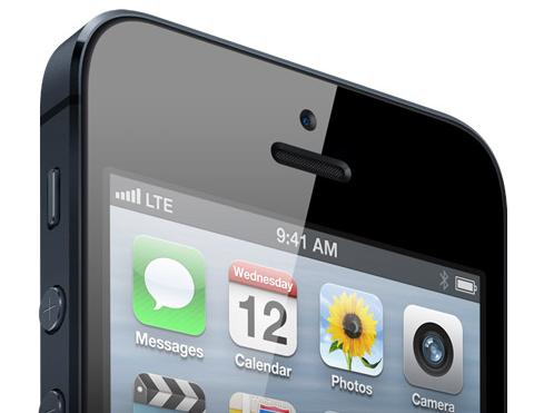 iPhone 5 de ontwikkelaars zeggen