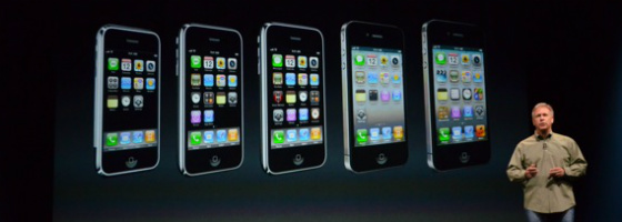 Video Apple keynote iPhone 5 presentatie 12 september 2012