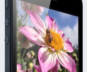 iphone 5 scherm
