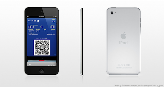 iPod touch concept 2
