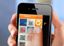 QuickMark qr code-scanner iPhone
