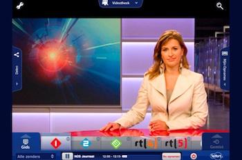 telfort tv online iphone