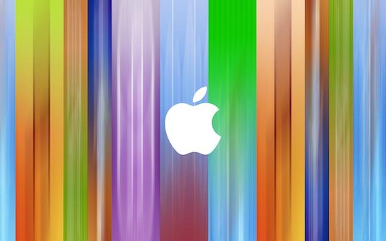apple banner icoontjes