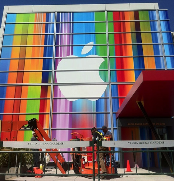 apple banners yerba buena center