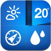 Weathercube iPhone iPod touch header