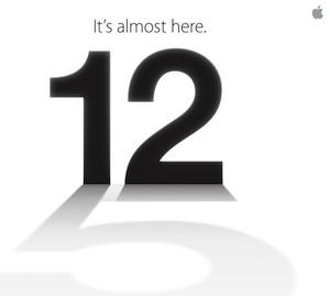 Apple event 12-5