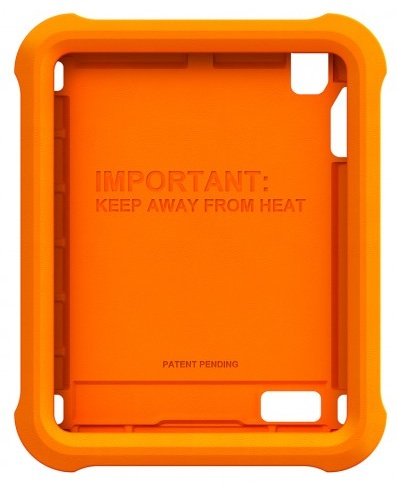 lifeproof lifejacket oranje