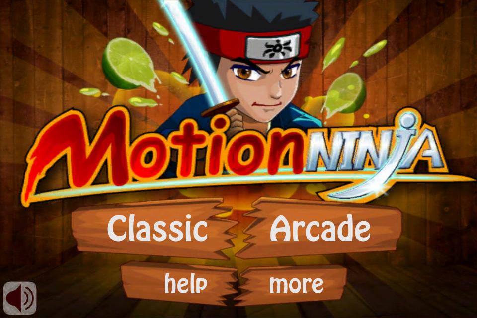 Motion Ninja