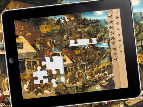 puzzle hd art