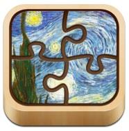 puzzle art icoon