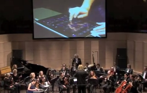 iPad Concerto