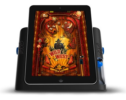 pinball game console