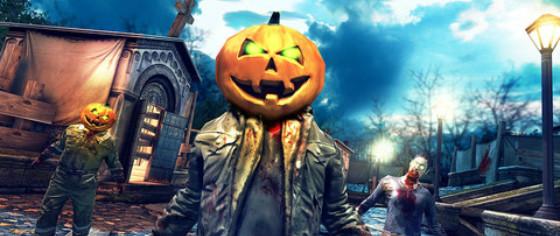 Halloween horrorspecial iPhone iPad games