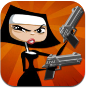 GU Nun Attack iPhone iPod touch iPad