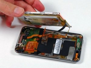 ipod touch broadcom chip