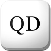Quick Drafts iPhone iPod touch gratis notitie-app
