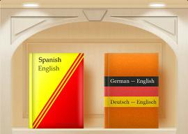 Languages fraaie woordenboeken voor iPhone