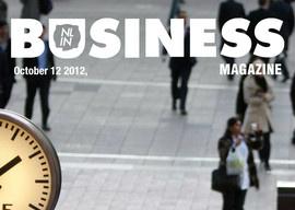 NLinBusiness iPhone iPad nieuws-app en RSS-app