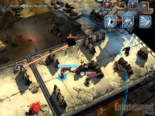 GU WO Borderlands Legends groot screenshot