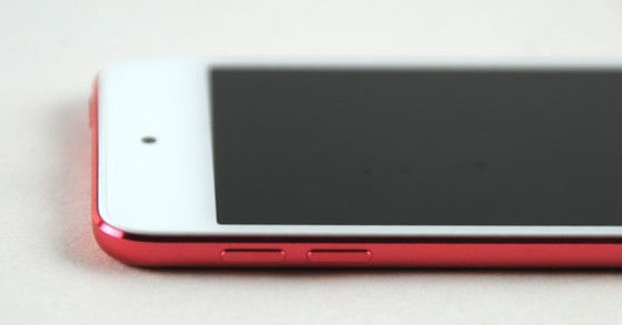 ipod touch 5g knoppen