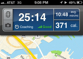 RunKeeper 2.8 update iPhone