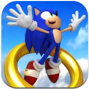 Sonic Jump iPhone iPod touch iPad