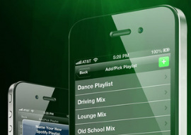 M2S for Spotify iPhone iPod touch playlist converteren
