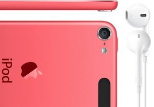ipod touch closeup