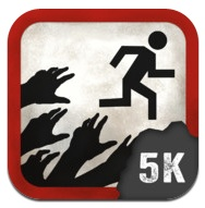 zombies run 5k icon