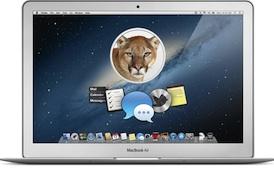 mountain lion laptop