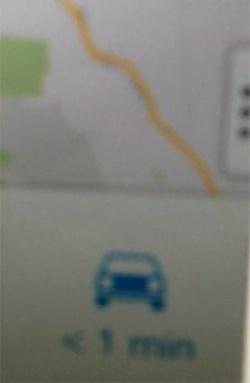 google maps iphone 1