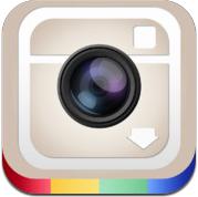 Instagrab iPhone ipod touch opslaan in Instagram