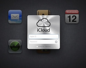 move to icloud