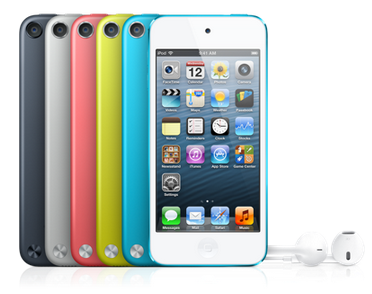 iPod touch (2012)